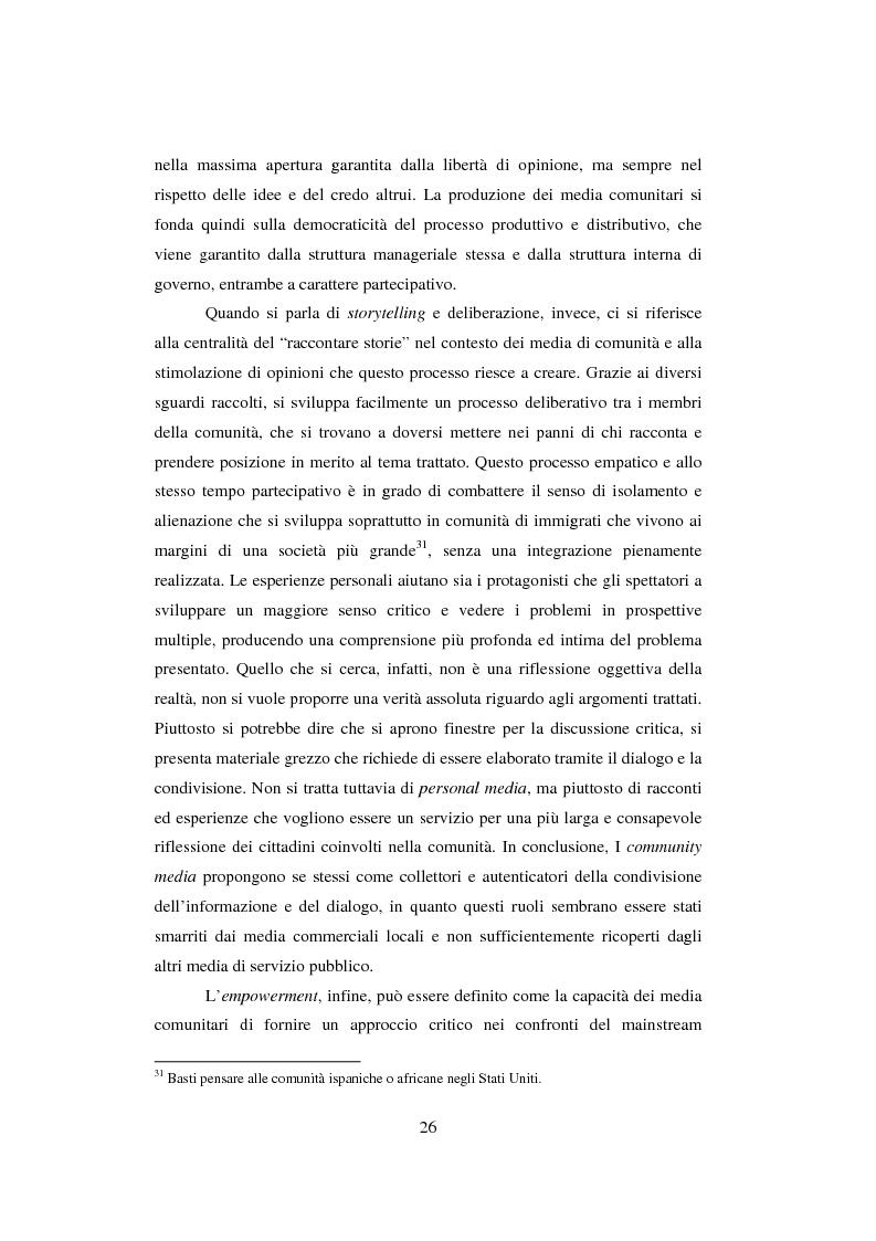 Anteprima della tesi: Student TV. Analisi del fenomeno delle televisioni gestite dagli studenti nel Nord Europa., Pagina 12
