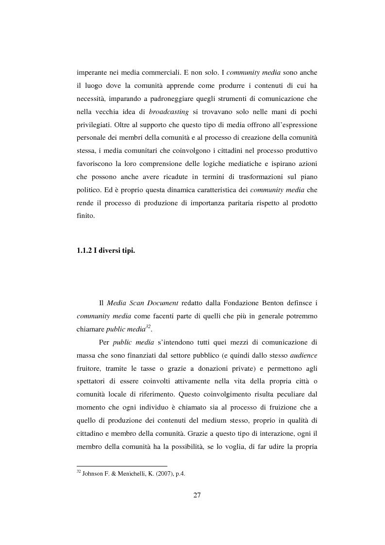 Anteprima della tesi: Student TV. Analisi del fenomeno delle televisioni gestite dagli studenti nel Nord Europa., Pagina 13