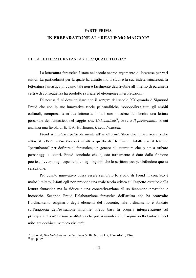 """Anteprima della tesi: «Cinque per sei». Il progetto bontempelliano per una biblioteca del """"realismo magico""""., Pagina 1"""