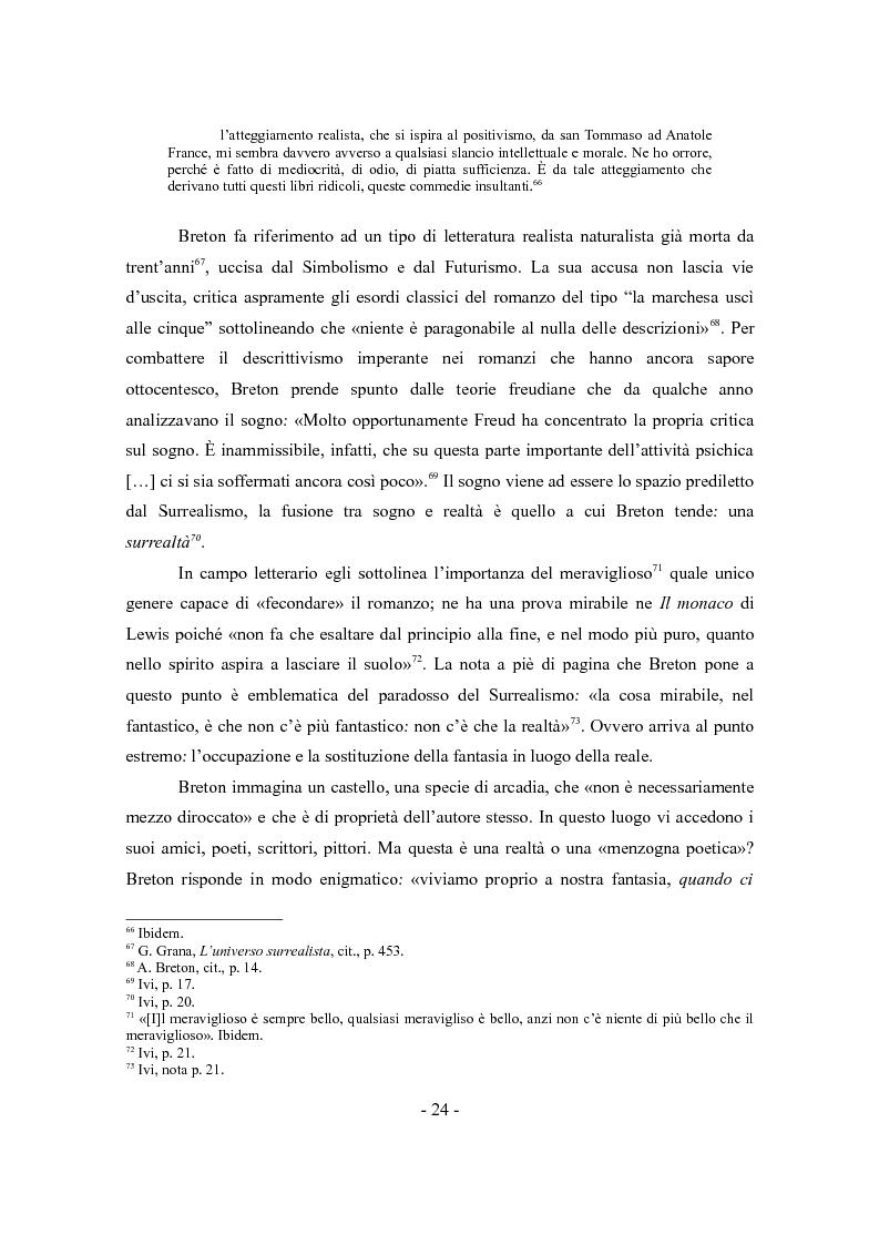 """Anteprima della tesi: «Cinque per sei». Il progetto bontempelliano per una biblioteca del """"realismo magico""""., Pagina 12"""