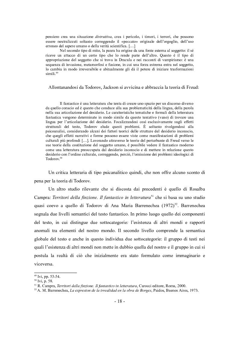 """Anteprima della tesi: «Cinque per sei». Il progetto bontempelliano per una biblioteca del """"realismo magico""""., Pagina 6"""