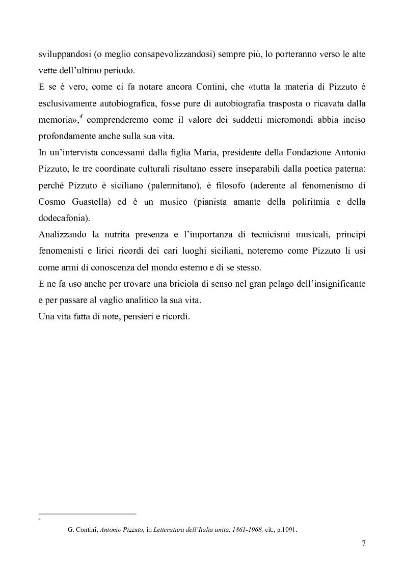 Anteprima della tesi: Antonio Pizzuto - Musica, filosofia e sicilianità, Pagina 3