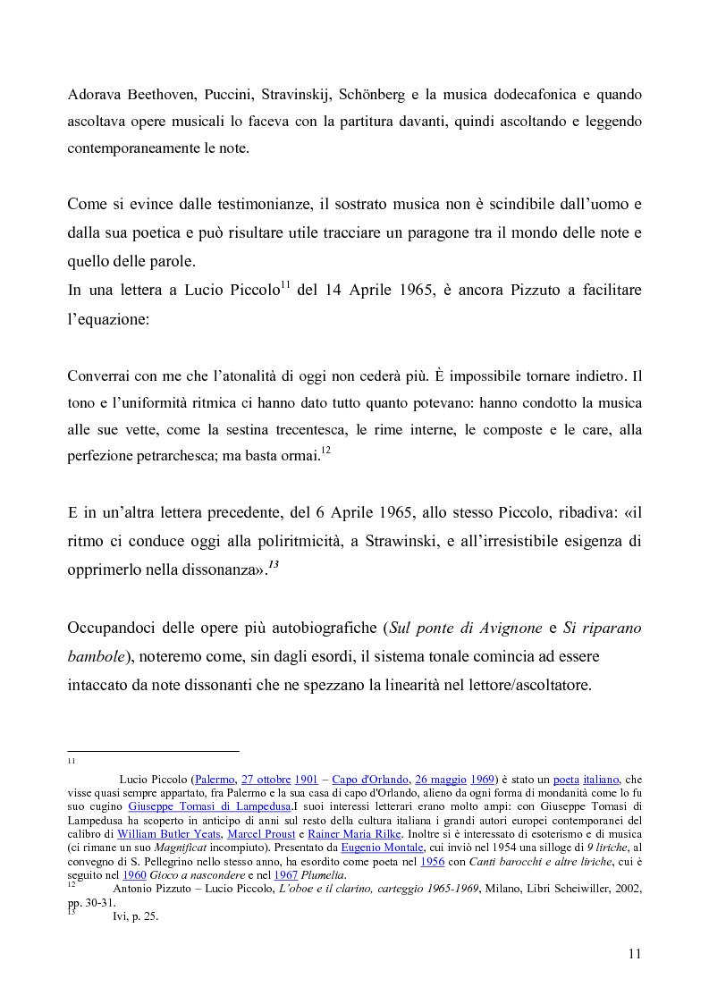Anteprima della tesi: Antonio Pizzuto - Musica, filosofia e sicilianità, Pagina 7