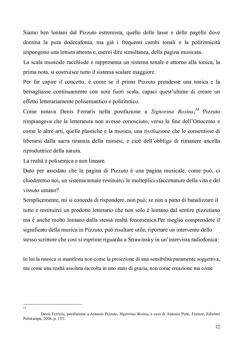 Anteprima della tesi: Antonio Pizzuto - Musica, filosofia e sicilianità, Pagina 8