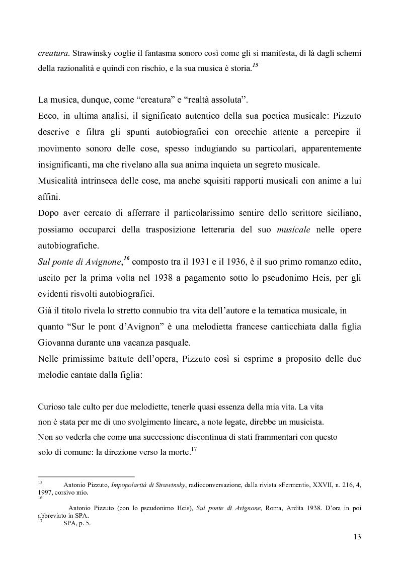 Anteprima della tesi: Antonio Pizzuto - Musica, filosofia e sicilianità, Pagina 9