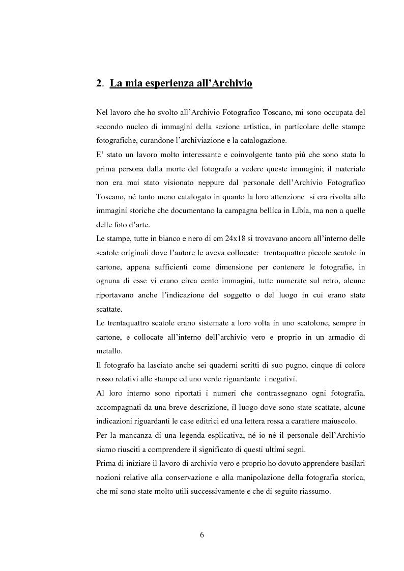 Anteprima della tesi: Bruno Novarese: una bellezza ritrovata, Pagina 5