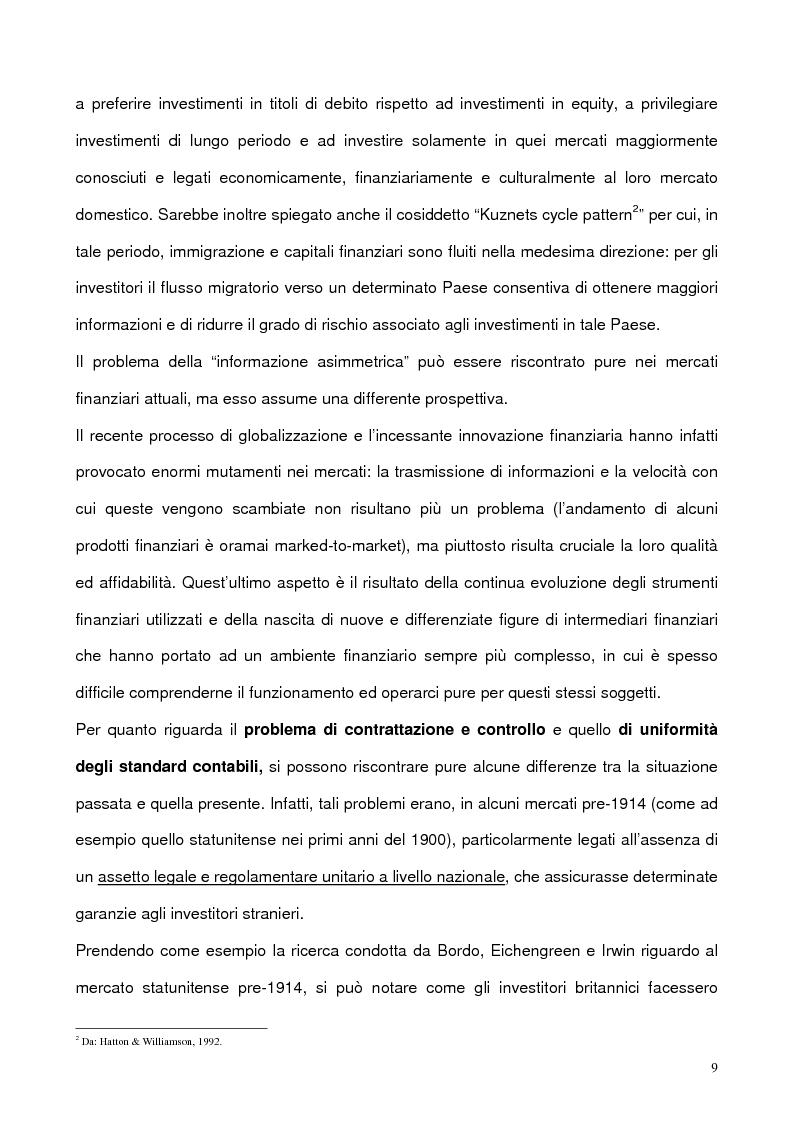 Anteprima della tesi: Il ruolo delle banche centrali nella crisi dei mutui subprime, Pagina 7