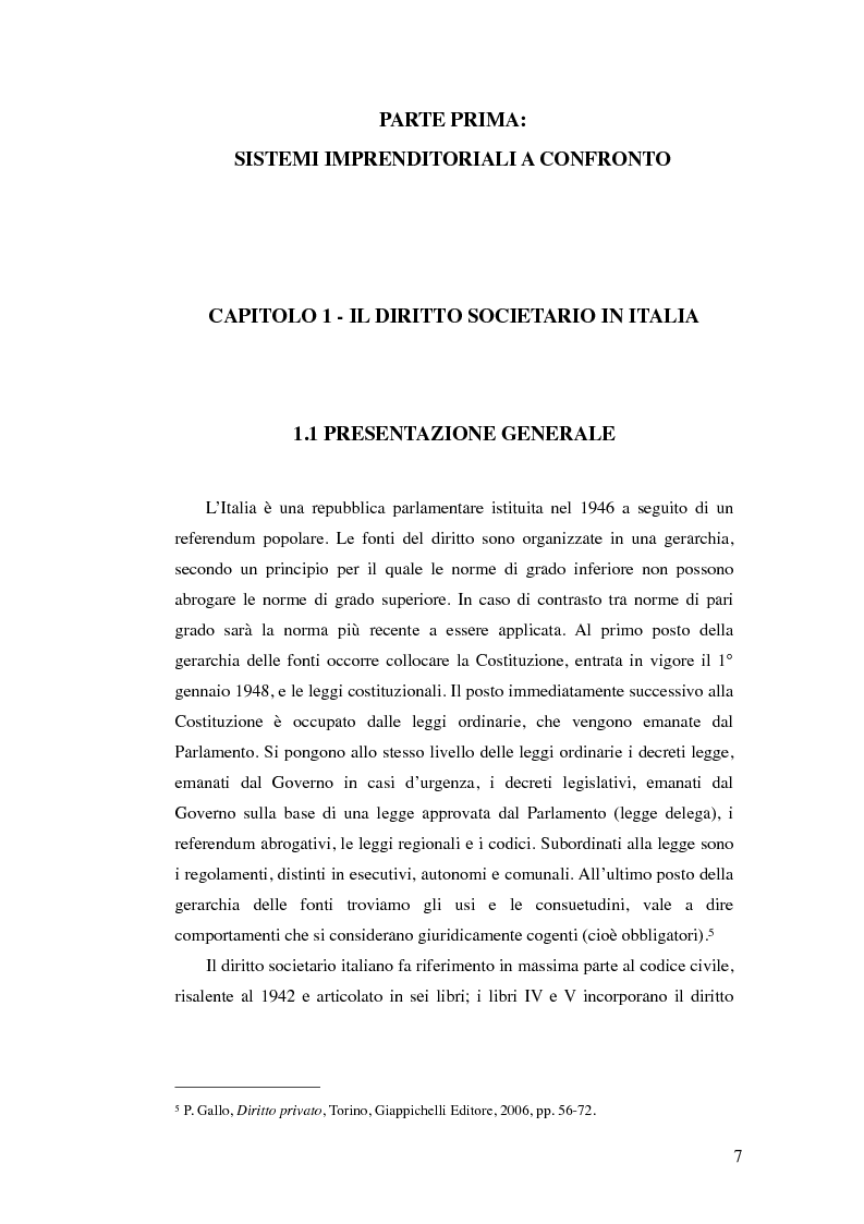 Anteprima della tesi: Diritto commerciale russo: analisi sincronica e diacronica, Pagina 4