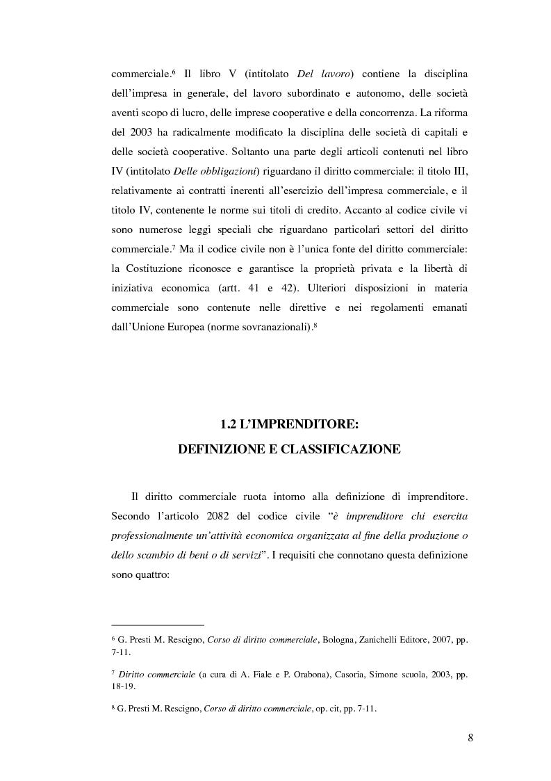 Anteprima della tesi: Diritto commerciale russo: analisi sincronica e diacronica, Pagina 5