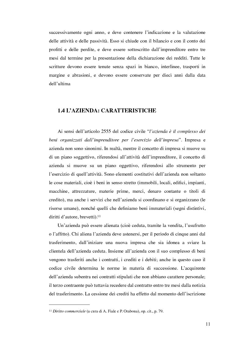 Anteprima della tesi: Diritto commerciale russo: analisi sincronica e diacronica, Pagina 8