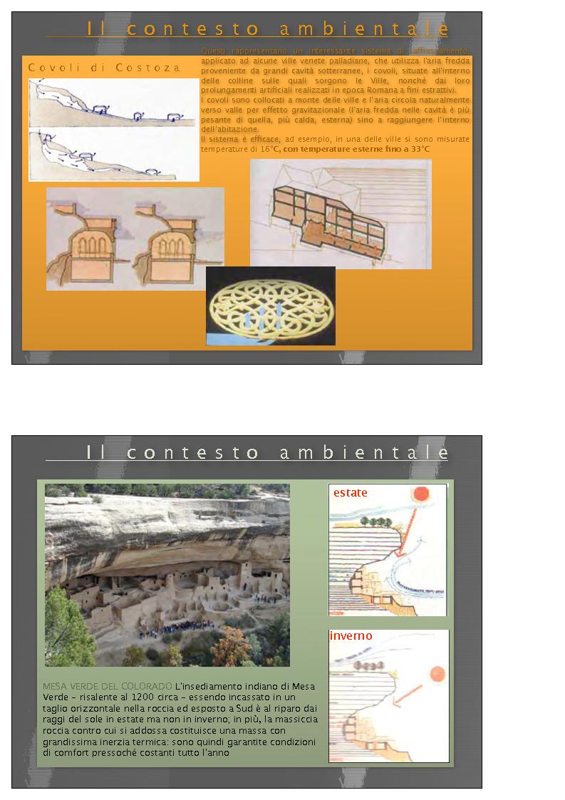Anteprima della tesi: La ventilazione come strumento per il controllo del microclima e del comfort, Pagina 4