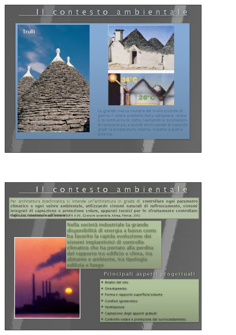 Anteprima della tesi: La ventilazione come strumento per il controllo del microclima e del comfort, Pagina 5