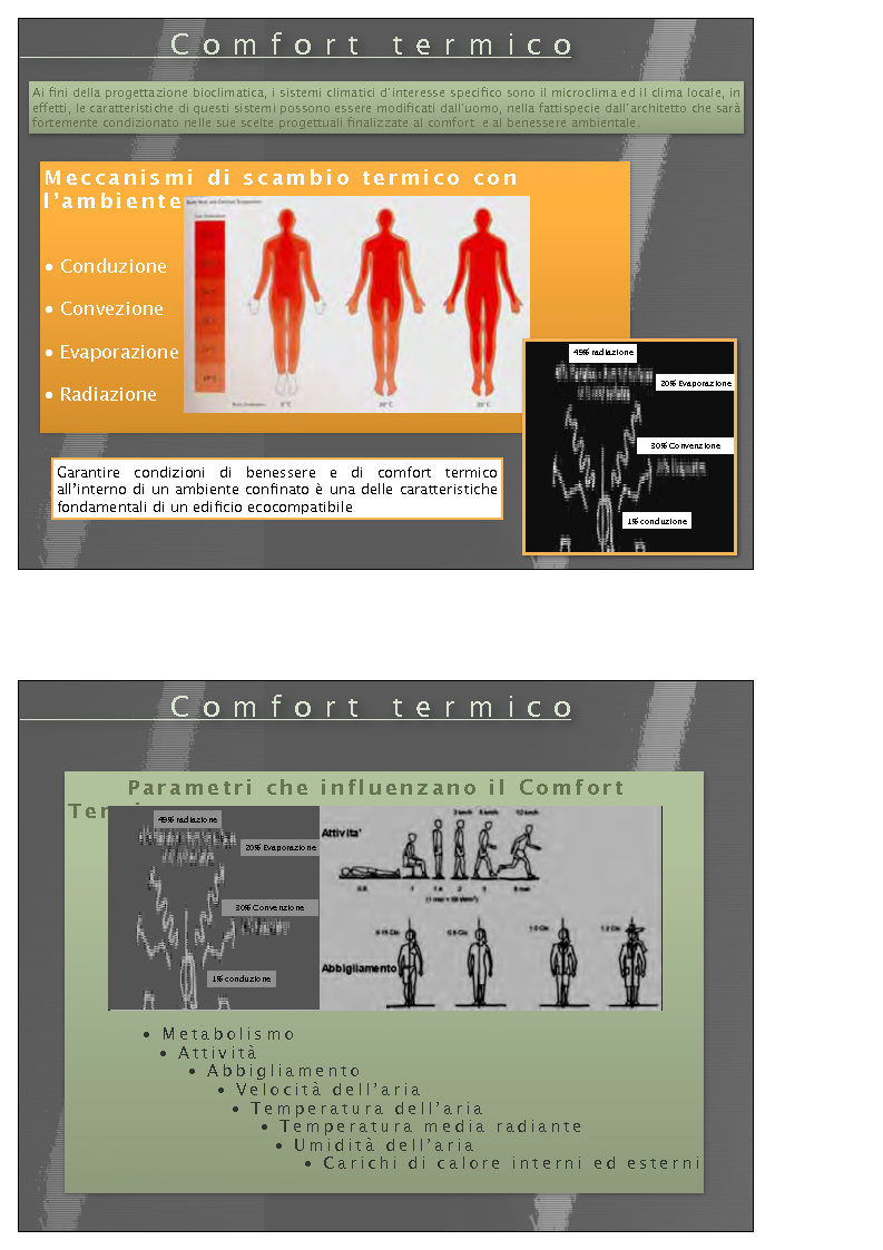 Anteprima della tesi: La ventilazione come strumento per il controllo del microclima e del comfort, Pagina 8