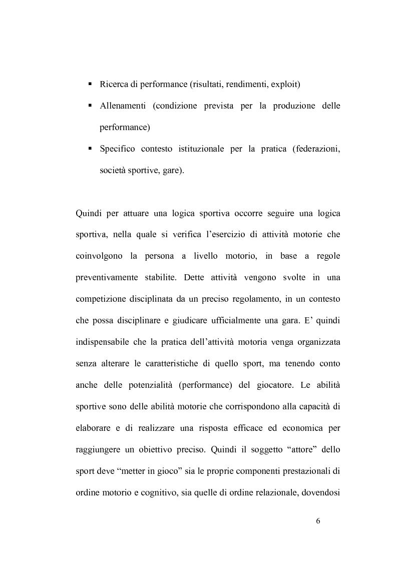Anteprima della tesi: L'integrazione degli alunni diversamente abili attraverso l'educazione motoria nella Scuola Primaria: strategie didattico-educative, Pagina 3