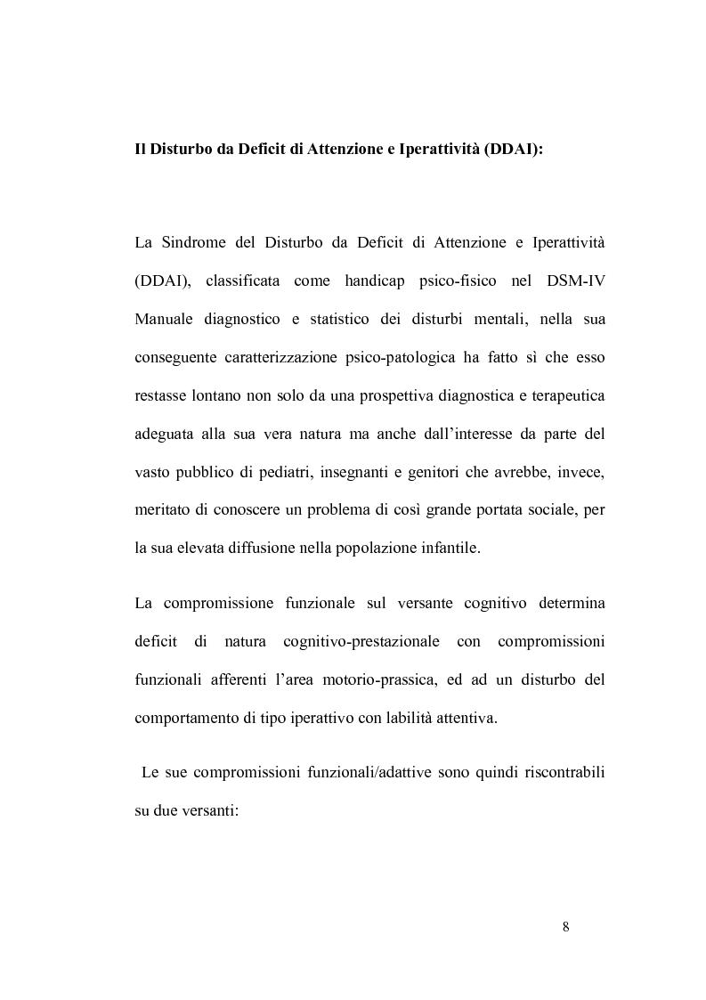 Anteprima della tesi: L'integrazione degli alunni diversamente abili attraverso l'educazione motoria nella Scuola Primaria: strategie didattico-educative, Pagina 5