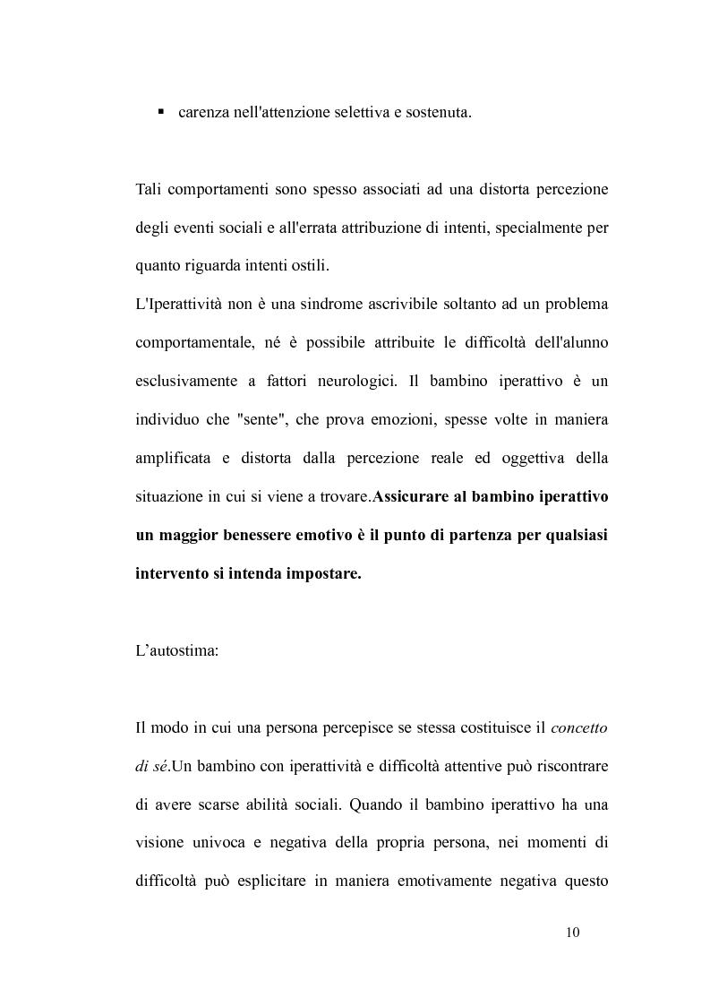 Anteprima della tesi: L'integrazione degli alunni diversamente abili attraverso l'educazione motoria nella Scuola Primaria: strategie didattico-educative, Pagina 7