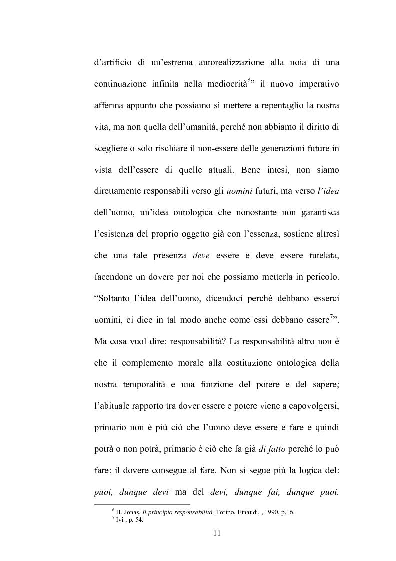 Anteprima della tesi: Il Giano Bifronte della tecnologia: produzione, economia e dignità dell'uomo, Pagina 5