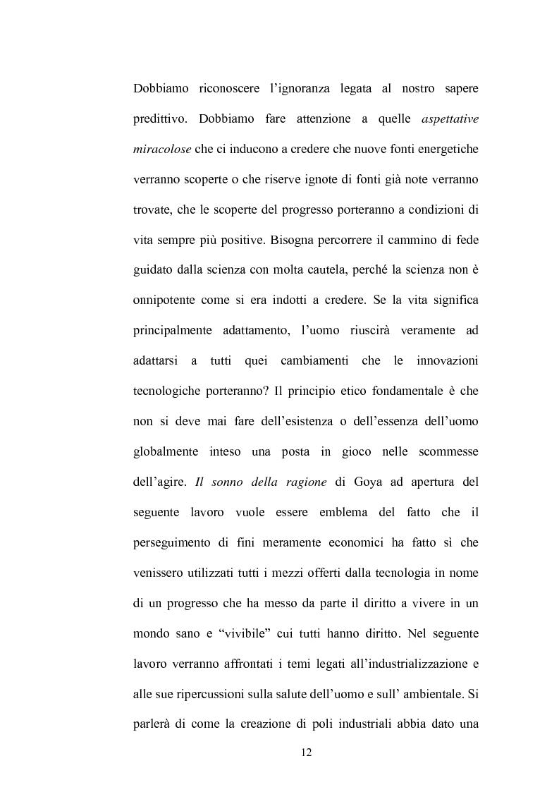 Anteprima della tesi: Il Giano Bifronte della tecnologia: produzione, economia e dignità dell'uomo, Pagina 6