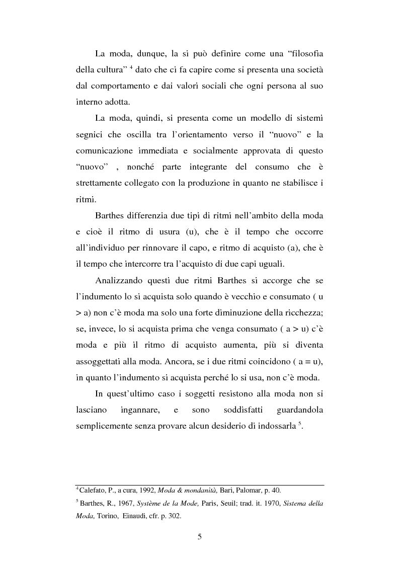 Anteprima della tesi: Orientalismi ed esotismi nella moda contemporanea, Pagina 3