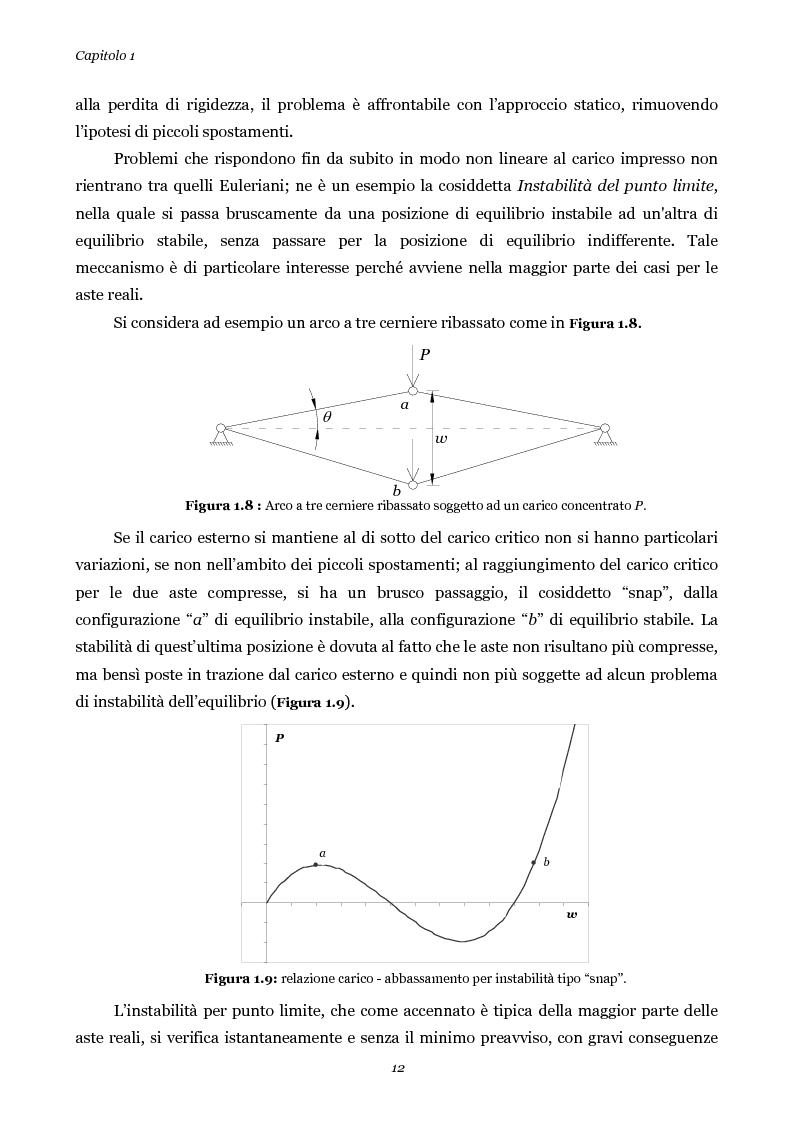 Anteprima della tesi: Influenza della geometria di flange e irrigidimenti sulla stabilità delle anime di travi da ponte, Pagina 12