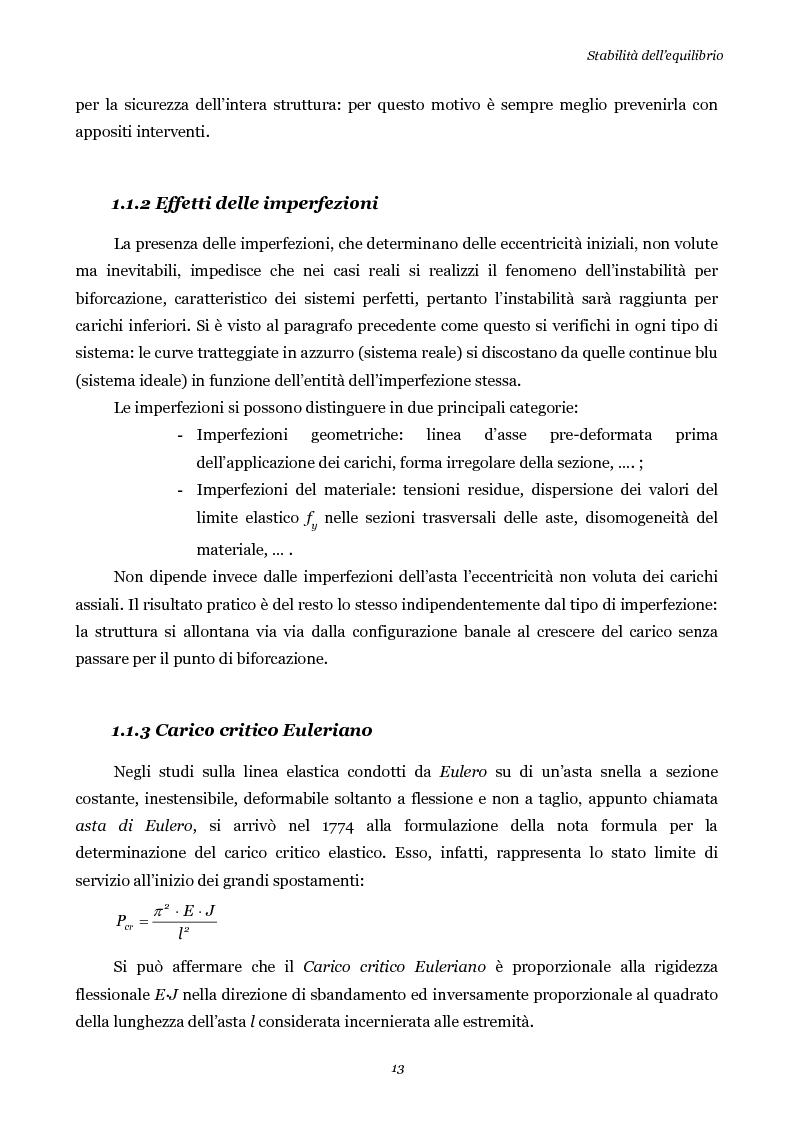 Anteprima della tesi: Influenza della geometria di flange e irrigidimenti sulla stabilità delle anime di travi da ponte, Pagina 13