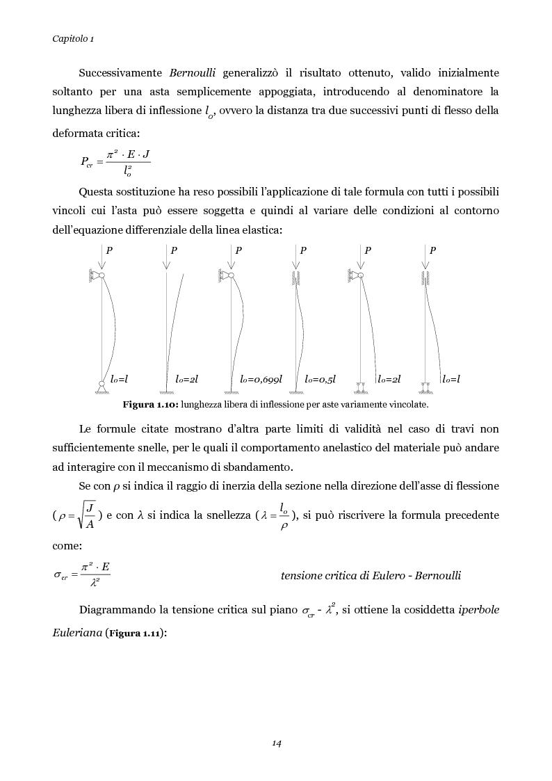 Anteprima della tesi: Influenza della geometria di flange e irrigidimenti sulla stabilità delle anime di travi da ponte, Pagina 14