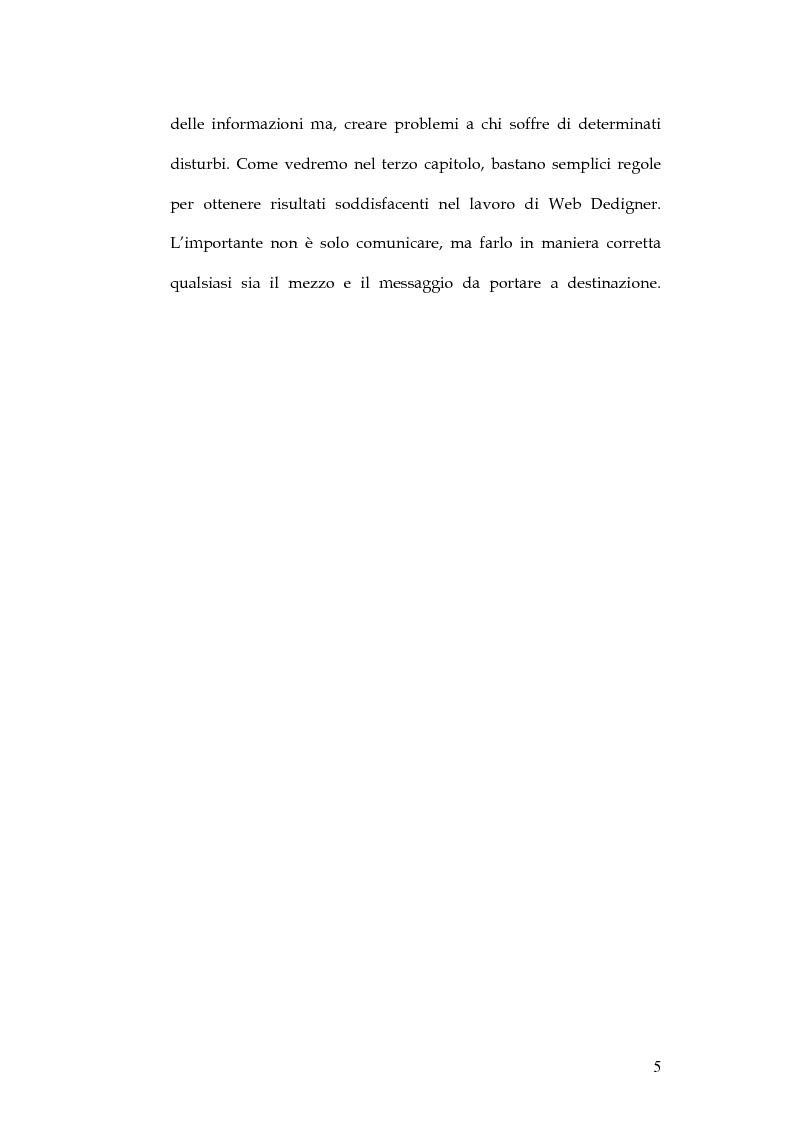 Anteprima della tesi: Informatica e multimedialità nella presentazione di eventi, Pagina 4
