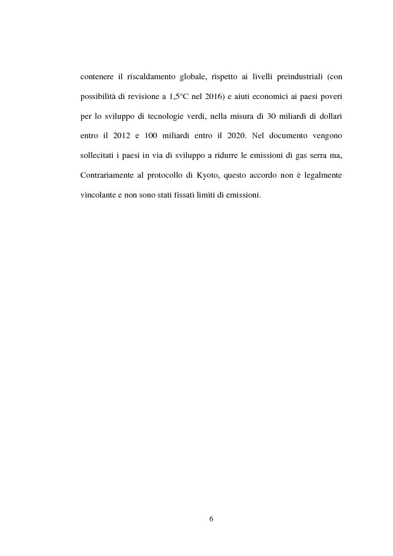 Anteprima della tesi: Ricerche sperimentali sulla propagazione di Arundo donax, Pagina 6