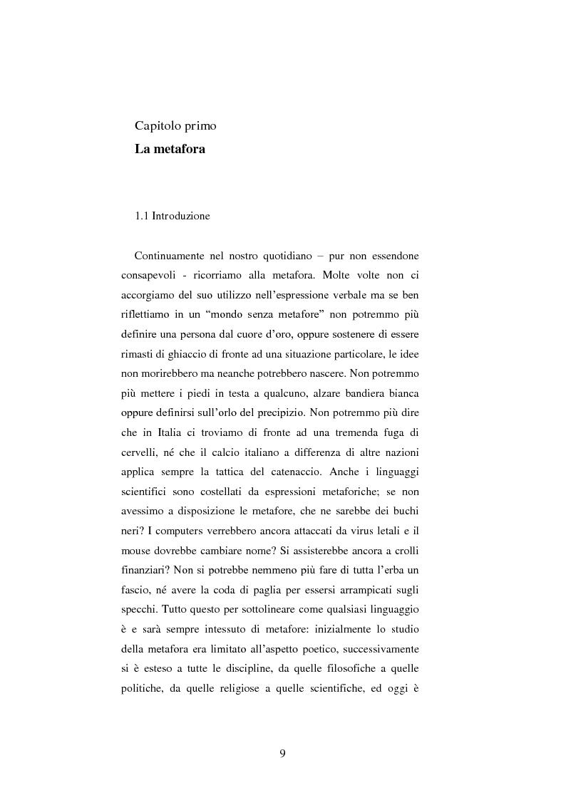 Anteprima della tesi: Le figure retoriche in pubblicità. Teoria e applicazione al quadrato semiotico di Floch., Pagina 5