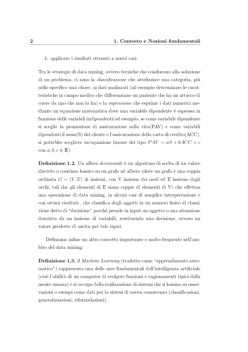 Anteprima della tesi: Alberi di regressione e classificazione, Pagina 3