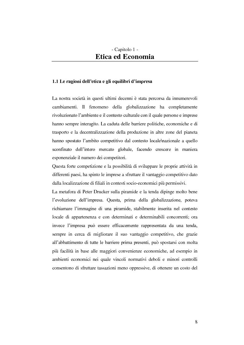 Anteprima della tesi: La responsabilità sociale d'impresa e il caso IKEA, Pagina 4