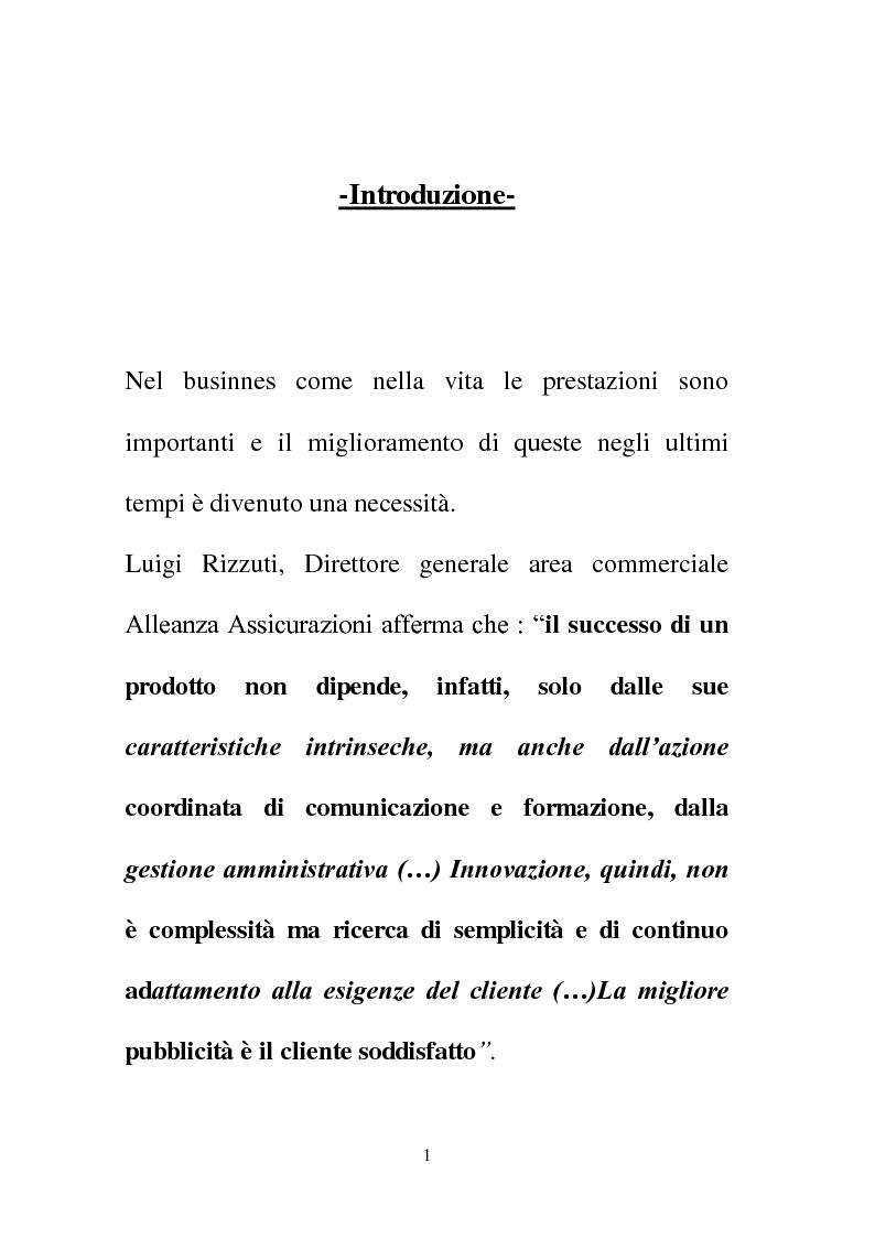 Anteprima della tesi: La Programmazione Neuro Linguistica come modalità di comunicazione efficace, Pagina 1