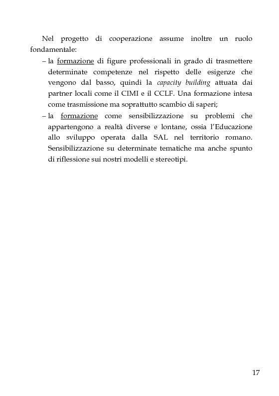 Anteprima della tesi: Una scuola per formare i ''guerrieri Xucuru''. Studio di un progetto di cooperazione in Brasile., Pagina 7