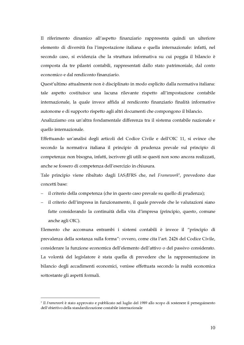 Anteprima della tesi: La capitalizzazione dei costi secondo i principi contabili nazionali e internazionali. Il caso: OLT Offshore LNG Toscana S.p.A., Pagina 8