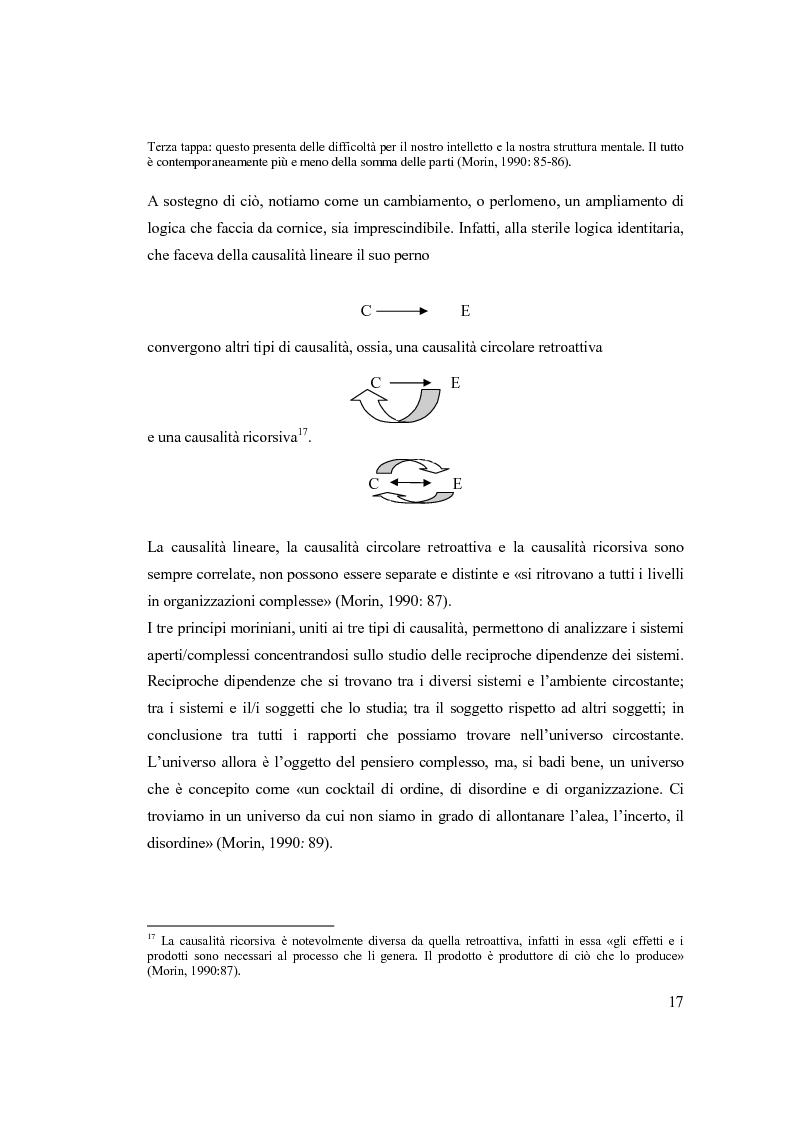 Anteprima della tesi: Semplicemente complesso. Sul metodo di Edgar Morin, Pagina 7
