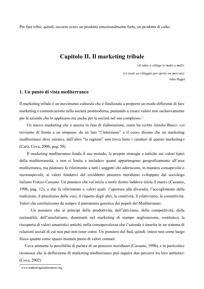 Anteprima della tesi: Il neotribalismo dell'iPod, Pagina 3