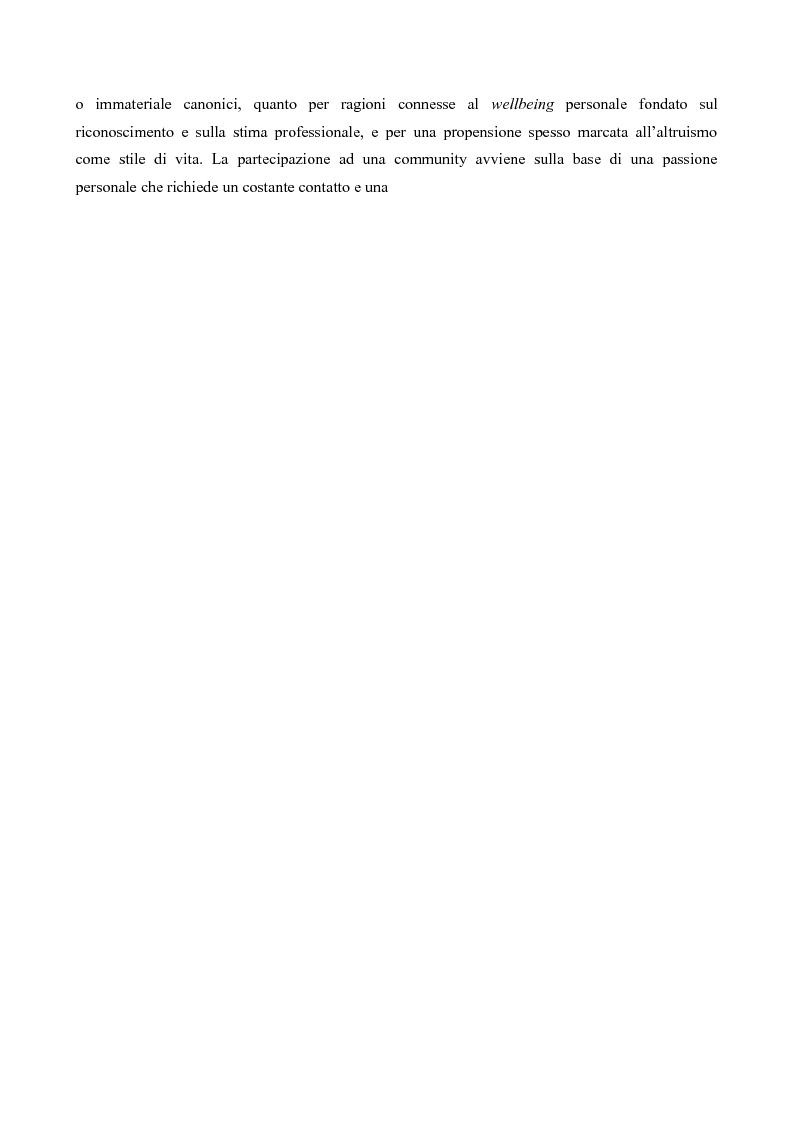 Anteprima della tesi: Il neotribalismo dell'iPod, Pagina 6