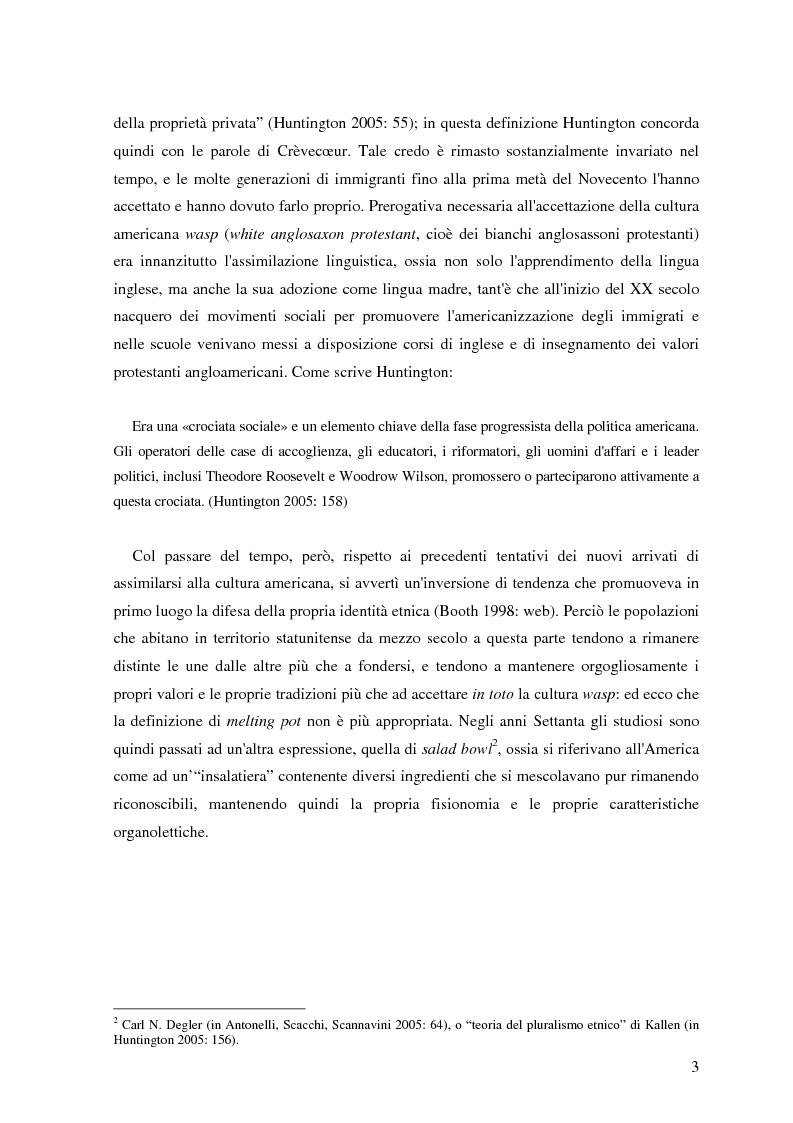 Anteprima della tesi: Commutazione e commistione di codice nel racconto Blow-up di Giannina Braschi, Pagina 5
