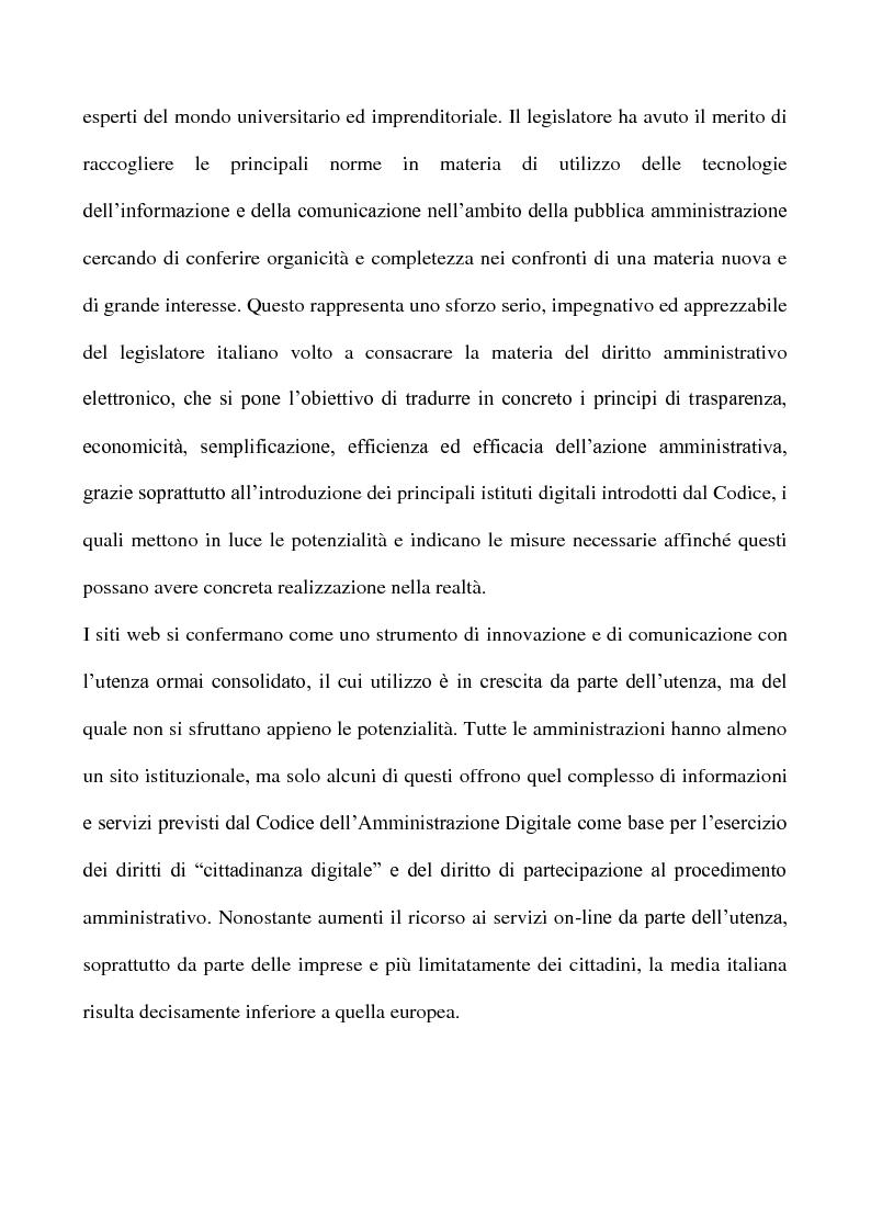 Anteprima della tesi: La posta elettronica certificata, Pagina 4