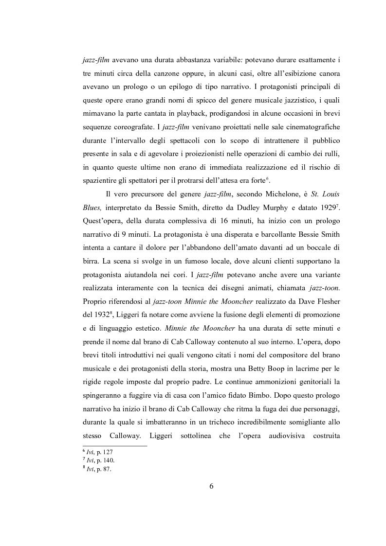 Anteprima della tesi: Sinergie audiovisive: l'avanguardia cinematografica e il video musicale, Pagina 3