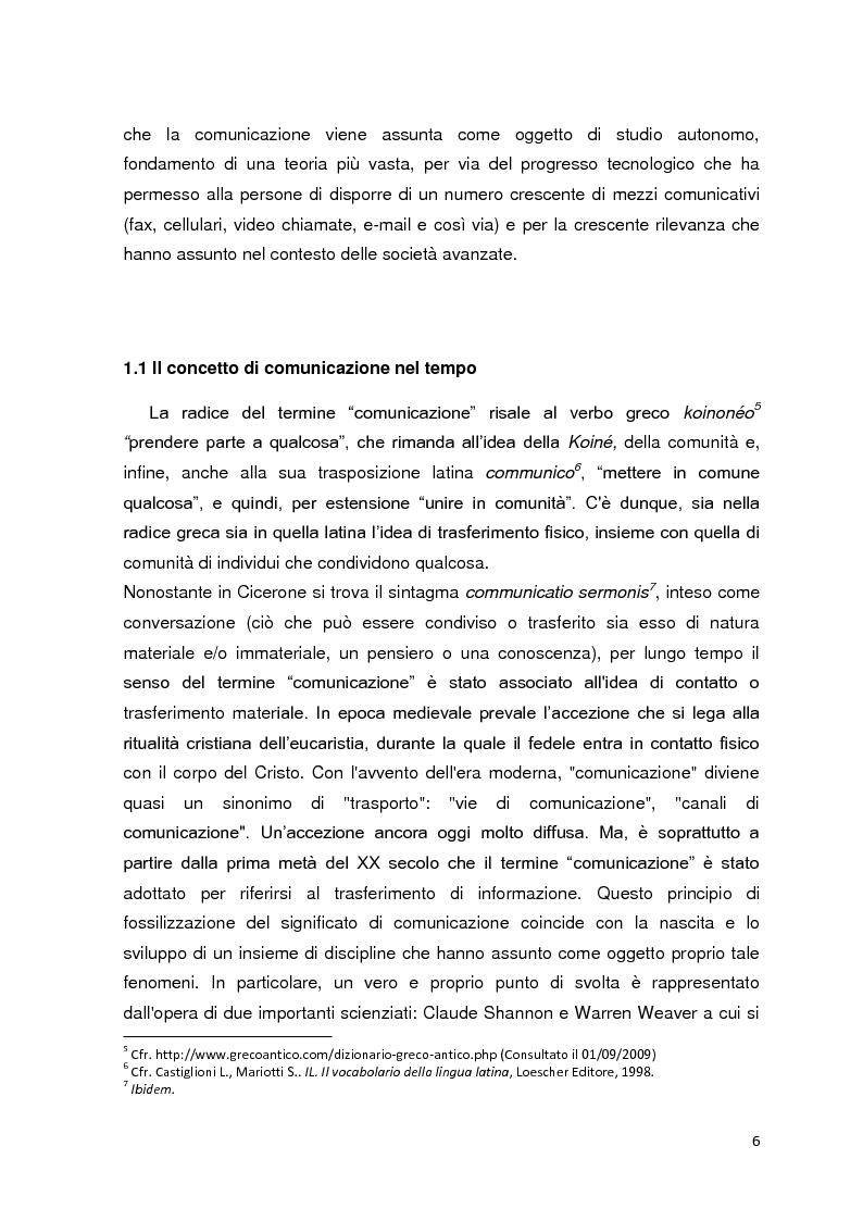 Anteprima della tesi: La visual identity aziendale: il caso Blumel, Pagina 6