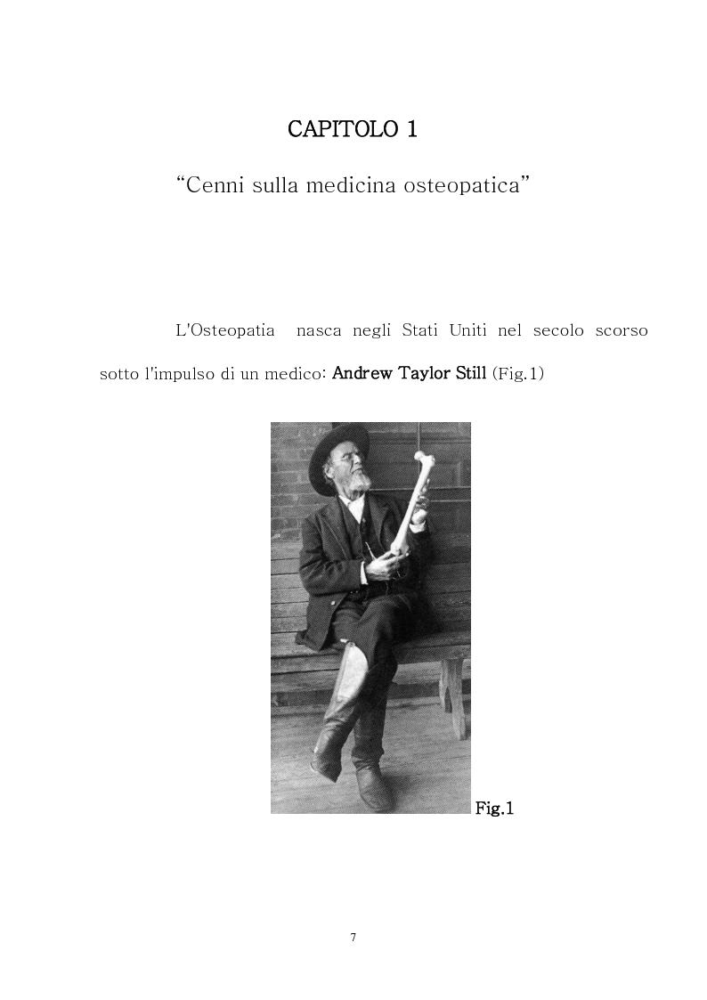 Anteprima della tesi: Tecniche di drenaggio e pompaggio linfatico secondo la medicina osteopatica, Pagina 4