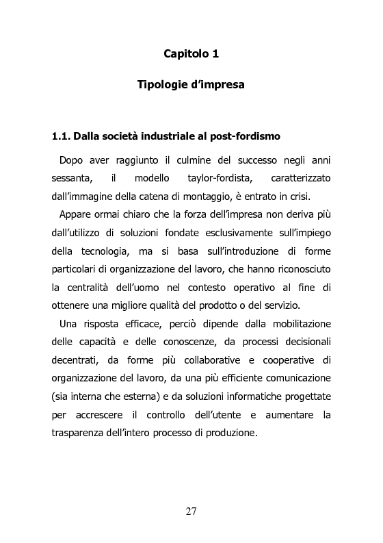 Anteprima della tesi: L'orologiaio, un mestiere anico al passo con i tempi. Aggiornarsi alla Swatch Group., Pagina 5
