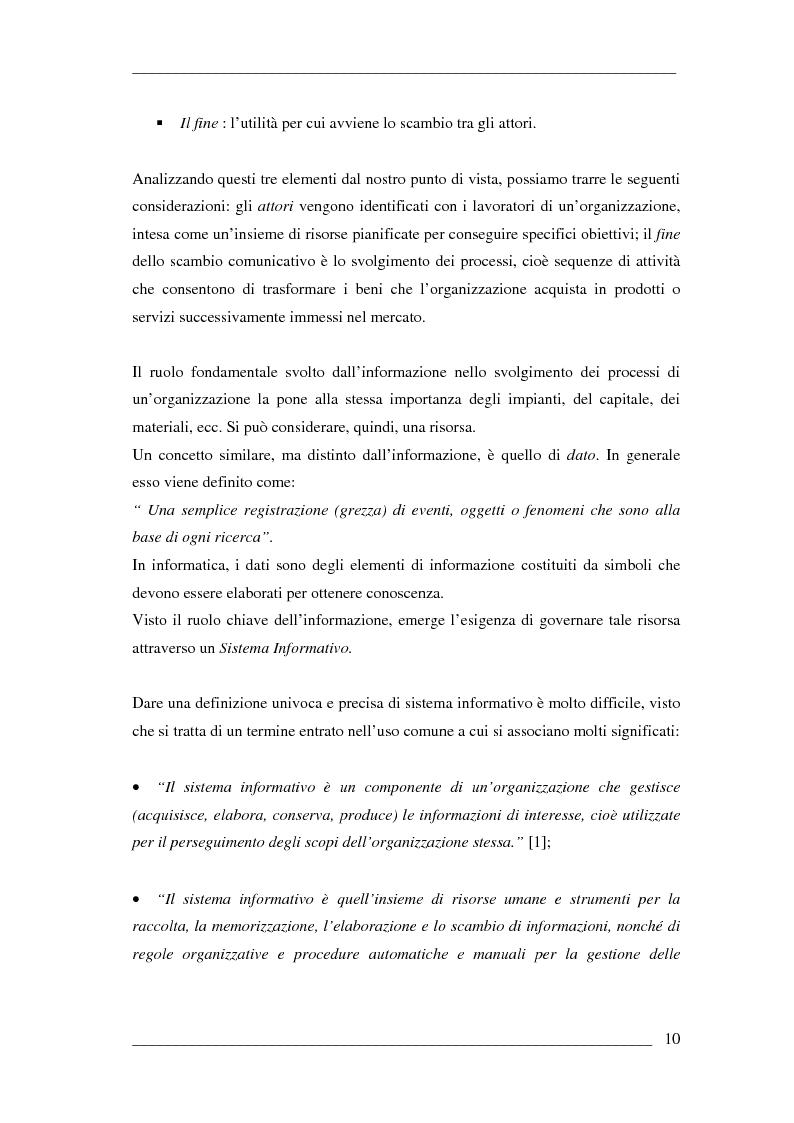 Anteprima della tesi: Un algoritmo efficiente di cammino minimo per sistemi informativi territoriali, Pagina 5