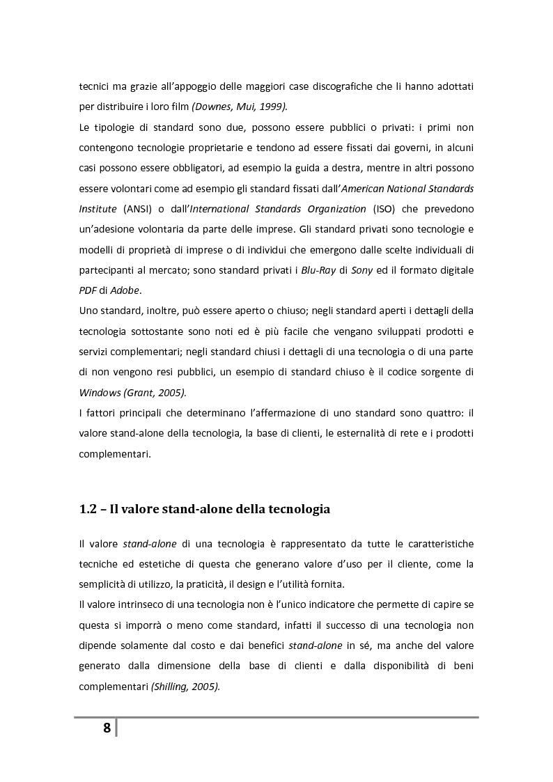 Anteprima della tesi: L'affermazione dello standard nel settore dei giochi di abilità a distanza. Il caso italiano poker online., Pagina 2