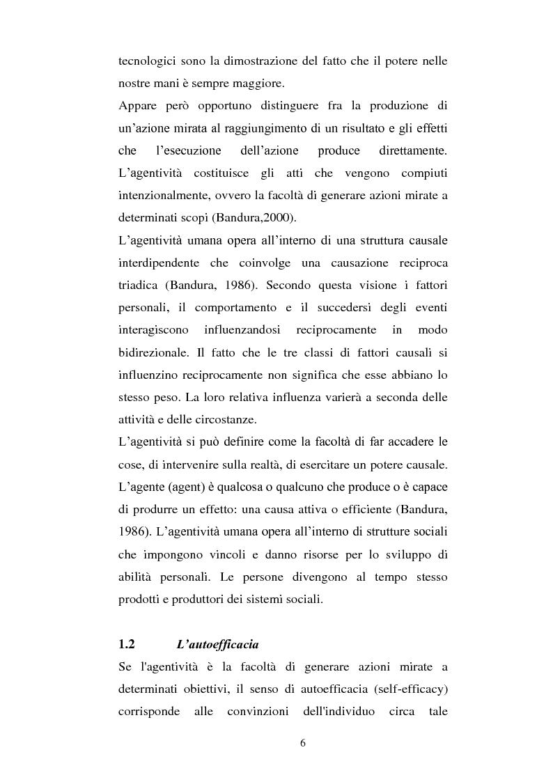 Anteprima della tesi: Autostima, autoefficacia, identità di genere e soddisfazione lavorativa: una ricerca sul campo, Pagina 4