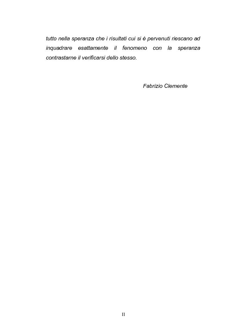 Anteprima della tesi: Il lavoro sommerso, Pagina 2