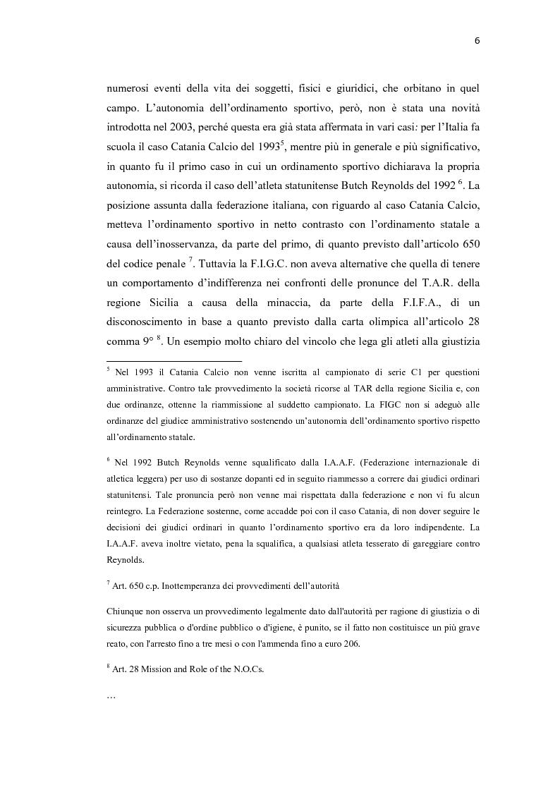 Anteprima della tesi: La responsabilità penale degli sport violenti, Pagina 4