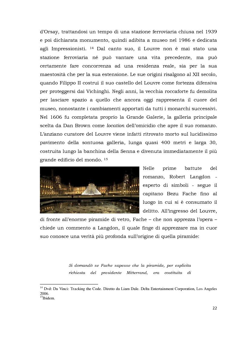 Anteprima della tesi: Il codice da Vinci vs Opus Dei: scontro frontale tra vero, verosimile, fiction e mistero. Dal caso letterario al dibattito mediatico, Pagina 13