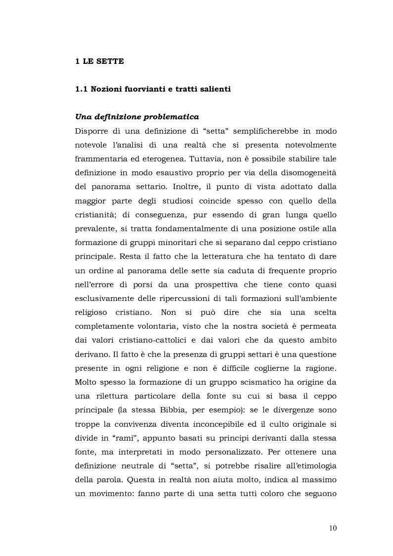 Anteprima della tesi: La comunicazione del lato oscuro, Pagina 1